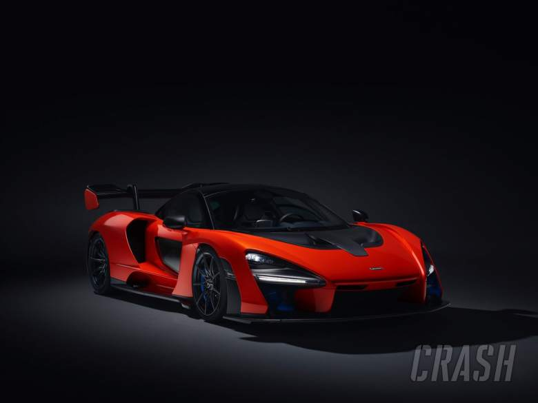 F1: McLaren announces new Senna 'race car' | News | Crash