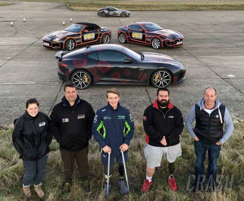 Other: Billy Monger, Mission Motorsport