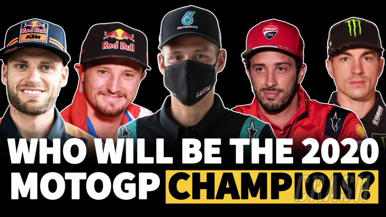 MotoGP title chase: Wide open with 9 to go