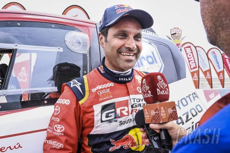 Other: Nasser Al-Attiyah, Toyota Gazoo Racing, Dakar Rally,