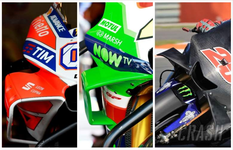 MotoGP: No change to MotoGP fairing rules