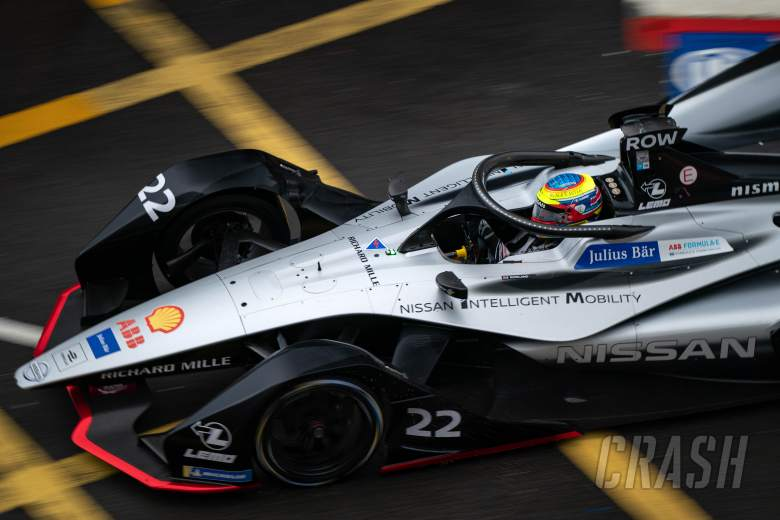 Formula E: Rowland: Just a matter of time until Nissan scores first FE win