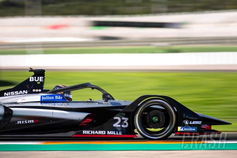 Buemi: Nissan's expectations 'very difficult to judge' for Ad Diriyah