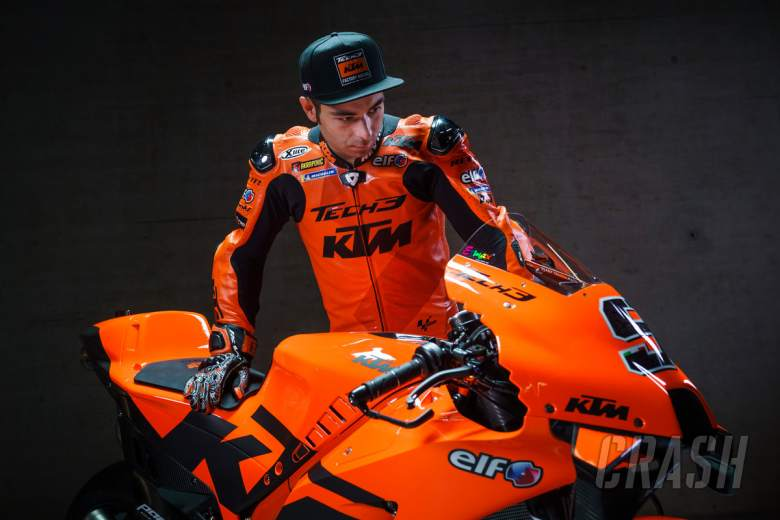 FIRST LOOK: Tech3 KTM turns orange for MotoGP 2021