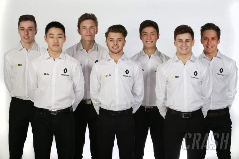 Renault Sport Racing, academy,