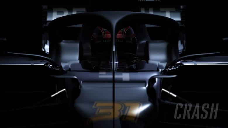 Esteban Ocon, Renault, F1,