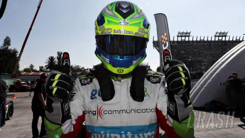 Benito Guerra, Race Of Champions,