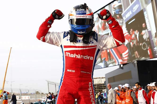 Formula-E: Rosenqvist doubted Marrakesh victory chance after struggles