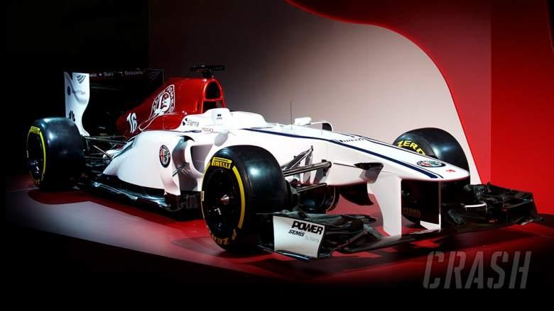 F1: Alfa Romeo Sauber, F1,