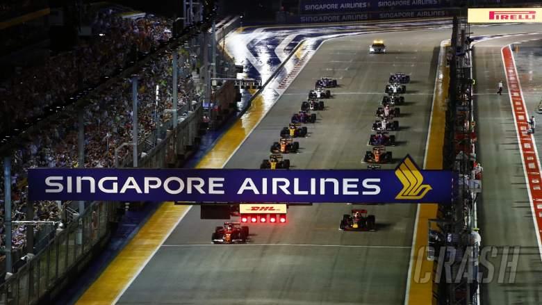 Singapore GP,