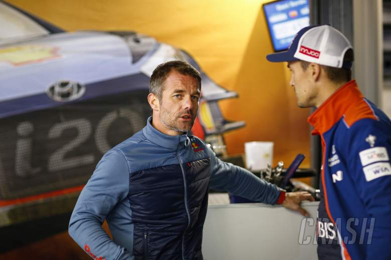 World Rally: Sebastien Loeb, Hyundai,