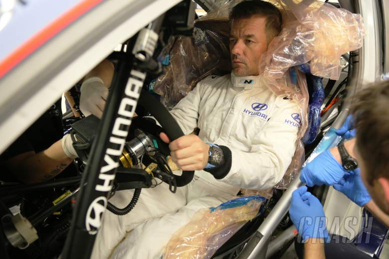 World Rally: Sebastien Loeb, Hyundai, WRC,