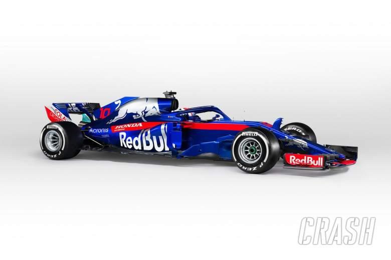 F1: Toro Rosso, Honda, STR13,
