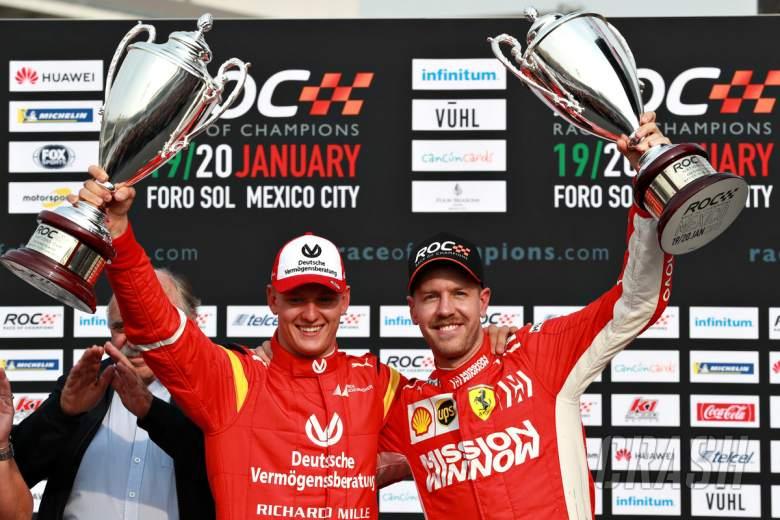 F1: F1 Gossip: Mick Schumacher 'needs time' to be F1 great