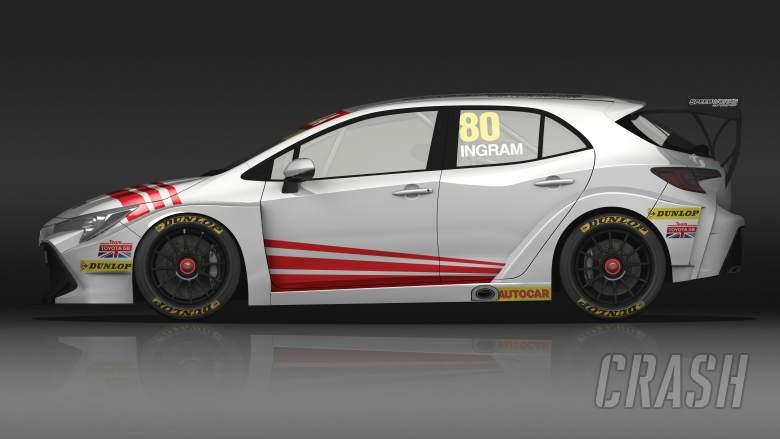 BTCC: Tom Ingram, Speedworks Motorsport, Toyota,