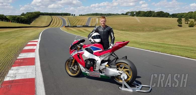 British Superbikes: Tom Neave, Honda Racing,