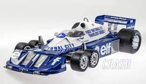 Tyrrell, P34 1977, F1,