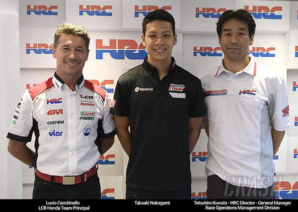 MotoGP: Takaaki Nakagami, LCR Honda