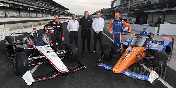 Scott Dixon, Will Power, IndyCar, Aeroscreen,