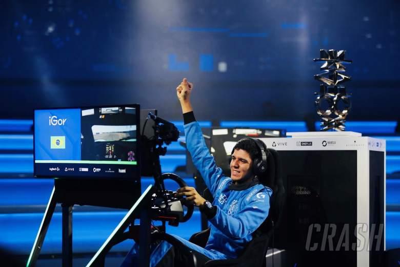 F1: McLaren Shadow esports final winner crowned at F1 base
