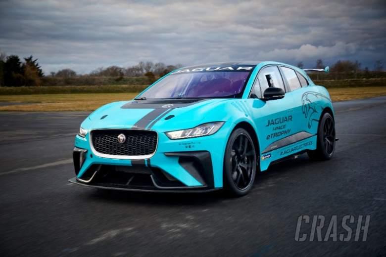 Formula E: Jaguar I-PACE racer to make public debut in Berlin