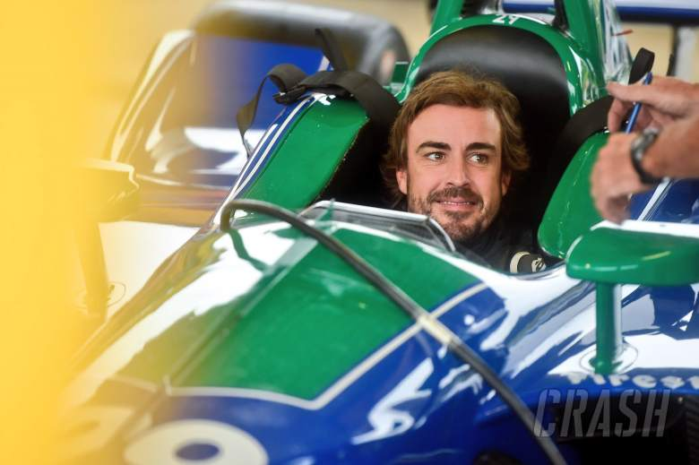 IndyCar: Alonso enjoys 'special' first IndyCar road course test