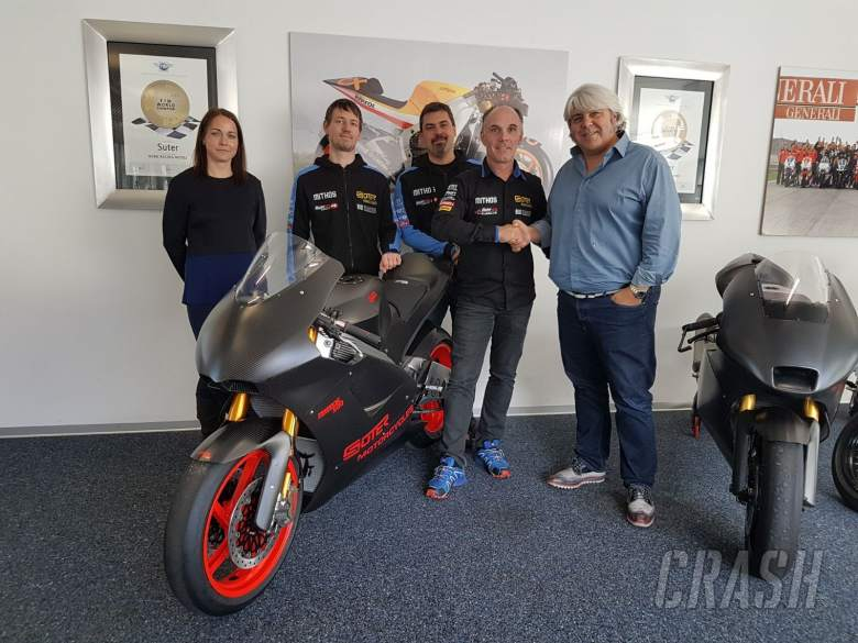 MotoGP: Moto2: Forward Racing switches to Suter
