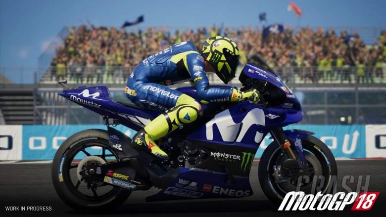 MotoGP: Valentino Rossi, Movistar Yamaha, MotoGP18,
