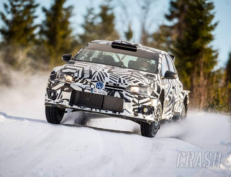 World Rally: Petter Solberg, Volkswagen Motorsport