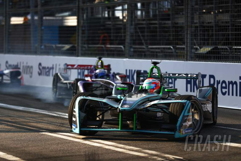 Formula-E: Piquet: Extra pressure on Jaguar Formula E after strong start