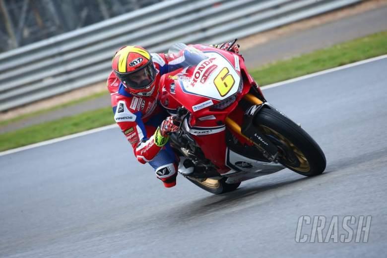 Xavi Fores, Honda Racing, British Superbike,