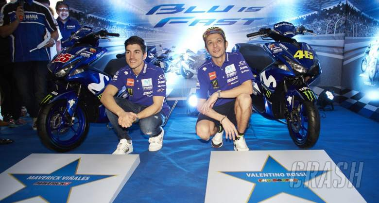 MotoGP: Valentino Rossi, Maverick Vinales, Movistar Yamaha,
