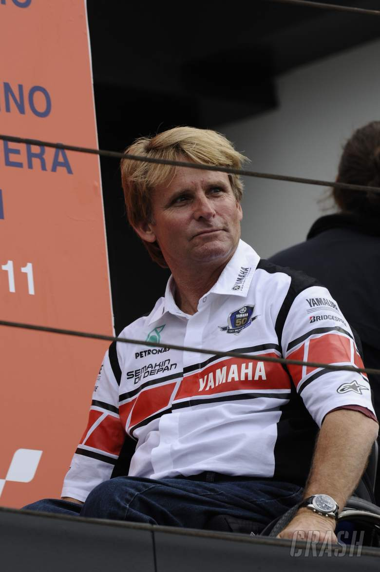 , - Wayne Rainey, San Marino MotoGP Race 2011