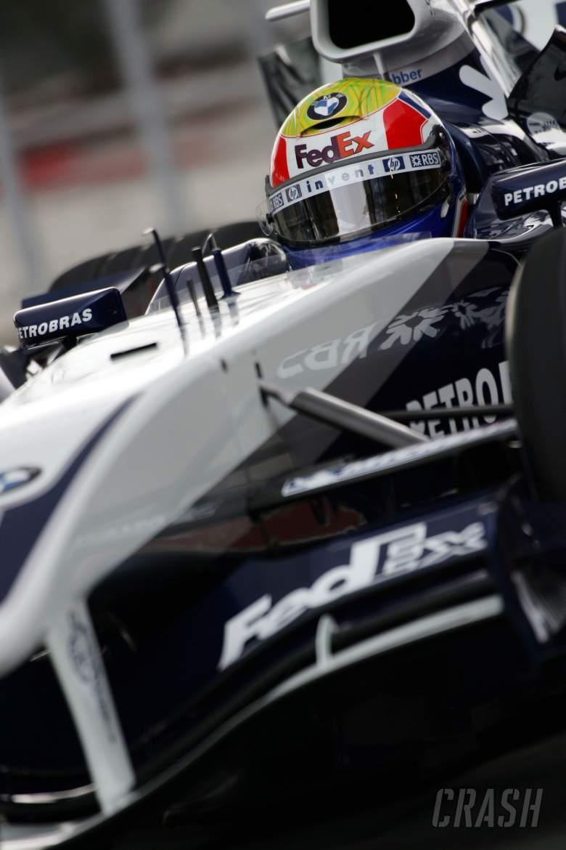 Mark Webber - Williams-BMW FW27