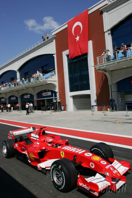 Michael Schumacher - Ferrari F2005