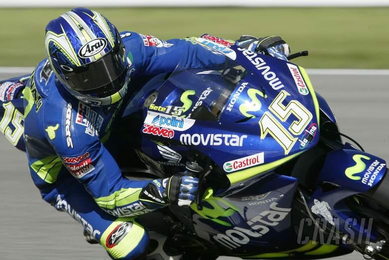 Gibernau, Czech MotoGP, 2005