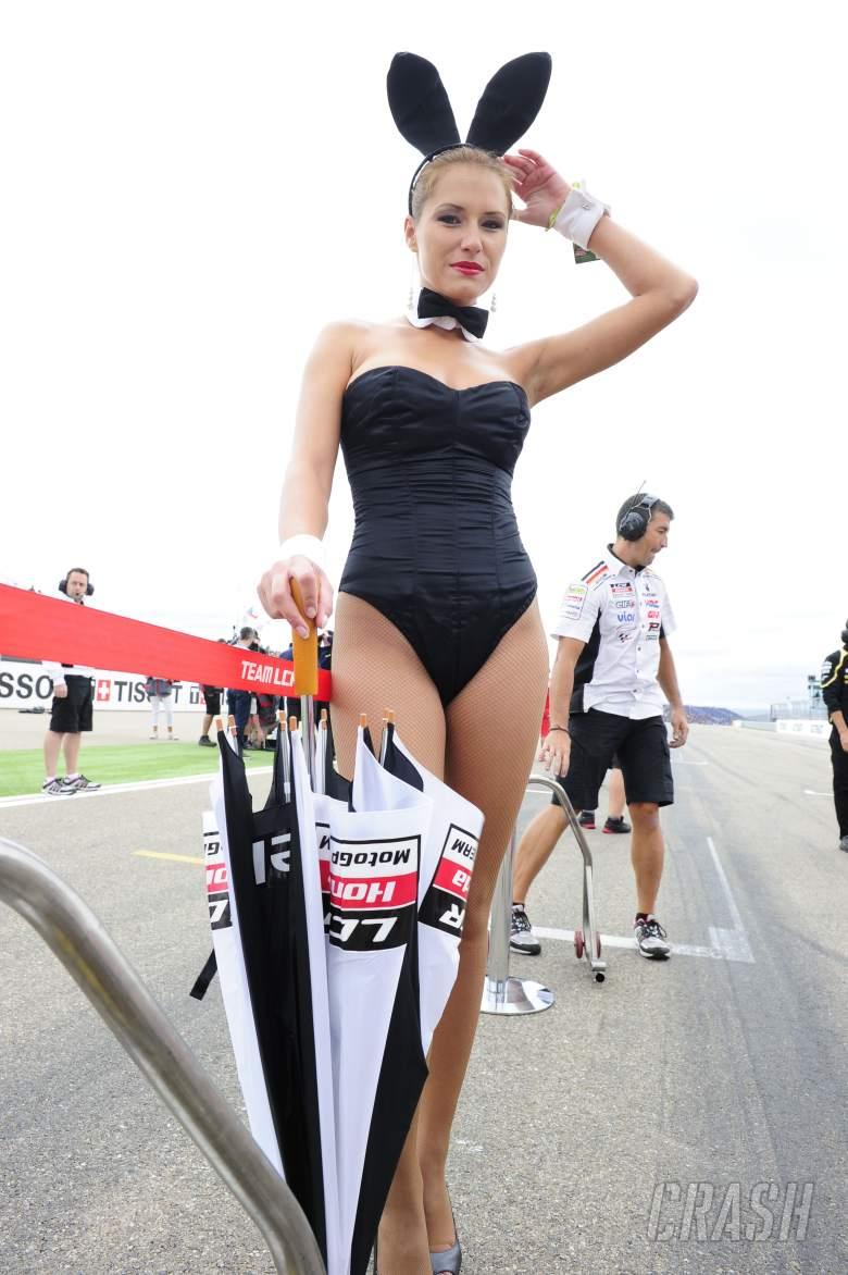 MotoGP: Like hot grid girls? Then we have just the thing for you... | News