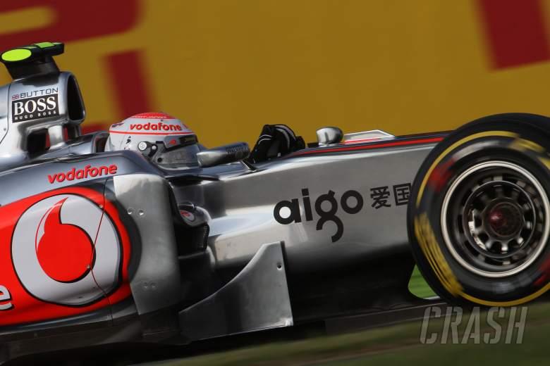 07.10.2011- Friday Practice 2,Jenson Button (GBR), McLaren Mercedes, MP4-26
