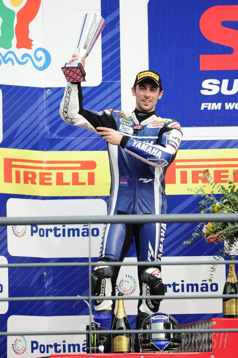 Laverty, Portuguese WSBK Race 2 2011
