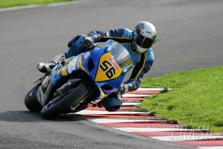 , - James Buckingham. British Superbike Cup Champion. Quay Garage Suzuki.