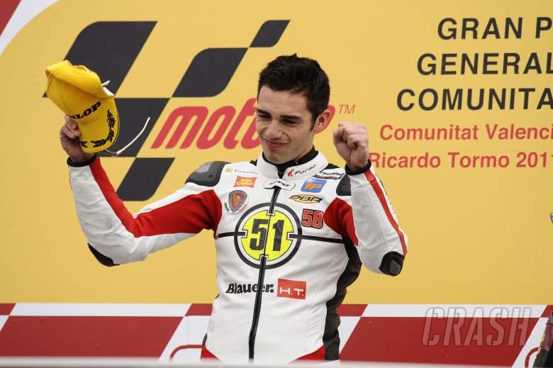 , - Pirro, Valencia Moto2 Race 2011