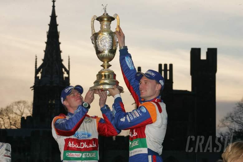Jari-Matti Latvala (FIN) Miikka Anttila (FIN), Ford Fiesta RS WRC, BP Ford Abu Dhabi World Rally Tea