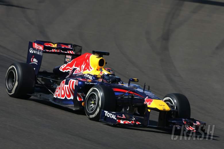 15.11.2011 Abu Dhabi, UEA,Jean-Eric Vergne (FRA), Red Bull Racing - Formula 1 Testing Rookie Test,