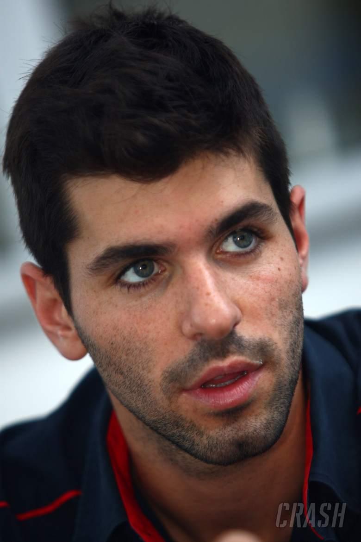 24.11.2011- Jaime Alguersuari (SPA), Scuderia Toro Rosso, STR6