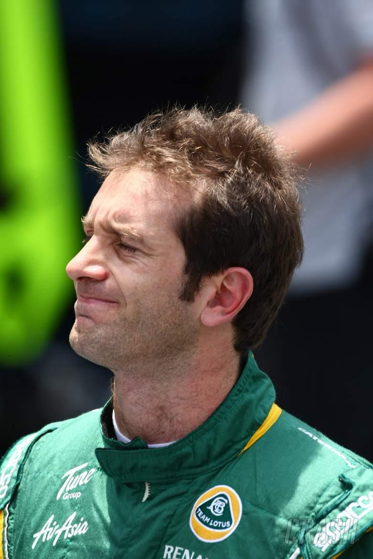 , - 26.11.2011- Saturday Practice, Jarno Trulli (ITA), Team Lotus, TL11