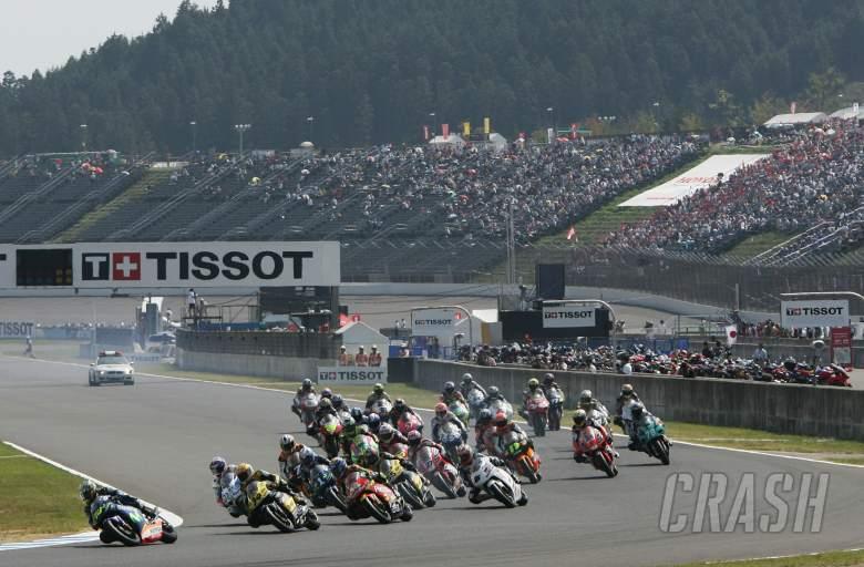 Start, Japanese 250GP 2005