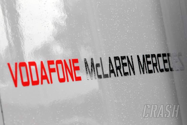 , - McLaren Mercedes F1 Team