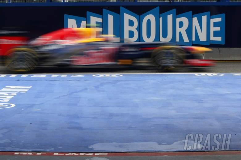 , - Mark Webber (AUS) Red Bull Racing