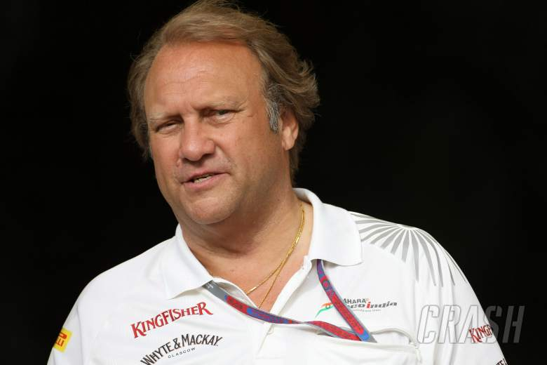 21.04.2012- Robert Fernley (GBR) Force India F1 Team Deputy Team Principal