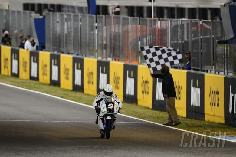 Fenati, Spanish Moto3 Race 2012